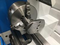Fixture to mount Type 3 fan to mill