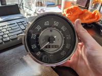 speedometer rebuild