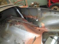 quarter panel welding
