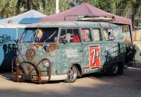Vintage VW Type 2 photo