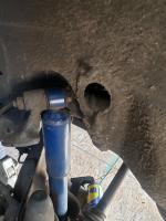 69 rear fender well
