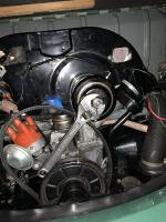 1968 UVC - generator replacement