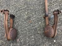 25/30hp Eberspacher exhaust muffler