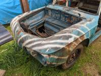 Type 34 Ghia Convertible Project