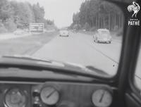 Vintage Volkswagen Pictures - BMC Autobahn Road Testing