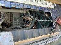 Engine deck