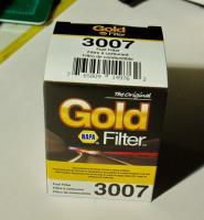 Gas tank sock filter