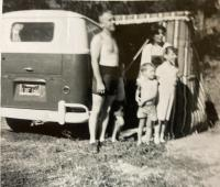 59 OTW  Early USA Camper