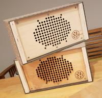 Retro Speaker Boxes for the Thing