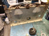 Ambulance Fan Restoration