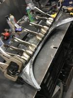 Apron repair
