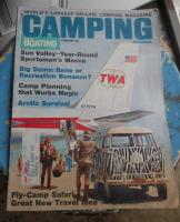 Camping Magazine 1970