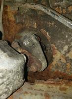 Steering coupler and wheel askew