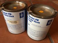 NOS genuine original L21A paint can