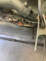 Repairs were necessary in the longitudinal area