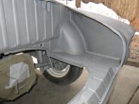 67 Ghia Restoration