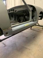 Replacing the rocker panels