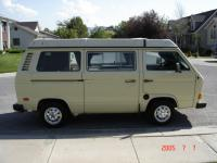 Side view of my 1980 Westy.