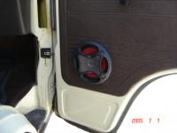 "Passenger door speaker (6.5"" 3-way Sony Xplod)"