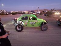Mark Winston and Warren Parcells (3GTech) 5/16 Baja Bug at Ridgecrest, CA 9/2019