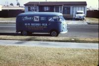 1958 Panel Bus