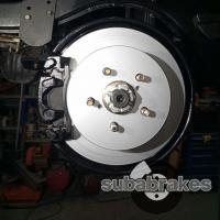 subabrakes rear drum brake