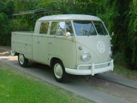 Original paint Light Grey 1960 Double cab