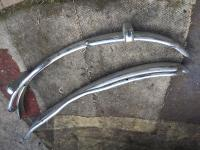 Date stamped matching bumpers front & rear