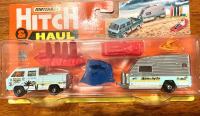 Vanagon Dbl Cab with surfers matchbox