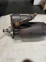 Help solving what this starter is out of?