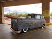 1960 Double Cab Dove Blue