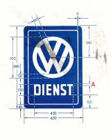 VW Dimension sheets