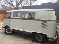 1965 Caravelle Camper