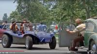 """1962 sunroof Beetle """"Now You See Him, Now You Don't"""" (1972)"""