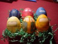 VW Easter eggs