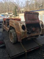 Thing restoration