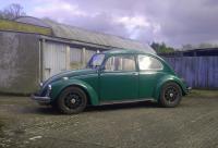 1970 og elm green paint sunroof