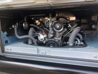 """1959 VW Bus - Double Door Panel - """"Hans"""""""