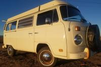 1974  VW Bus Westfalia Campmobile