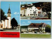 Transporters in Stühlingen