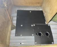 Kombi heater install