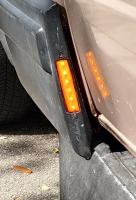 Front Turn Signal Mod-LED added to bumper