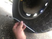 Brake line replacement