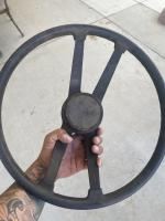 Original empi riverside 500 steering wheel