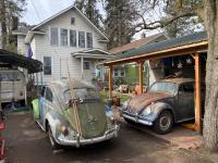 1958 & 1959 beetles