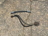 Rear brake hose replacement