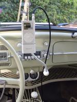 1963 ragtop post-restoration