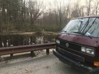Van in Jersey