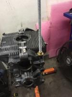oil relief piston removal