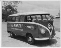 Vintage VW Type 2 photo